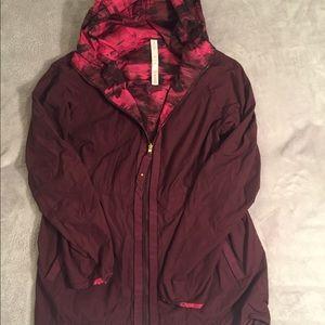 Lululemon Rain For Daze Jacket